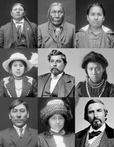 Assimilation of Native Americans