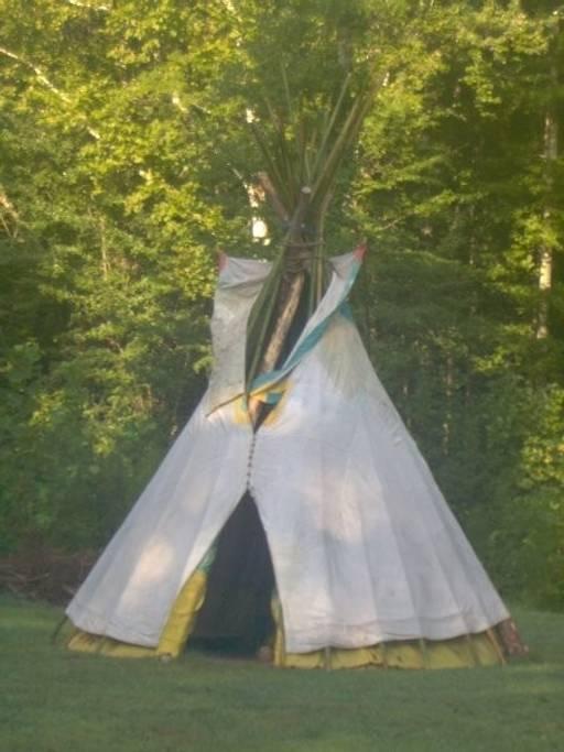 teepee-shaman-house