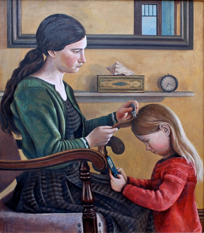 Combing Out the Lice